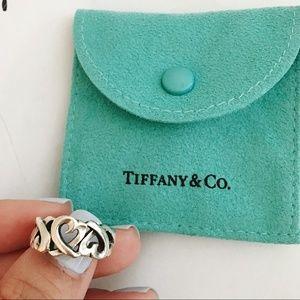RARE Tiffany & Co. Heart Ring (Size 5)